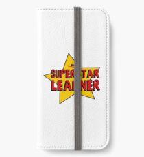Superstar Learner iPhone Wallet/Case/Skin