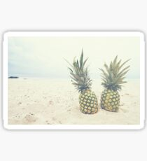 Pineapple 02 Sticker