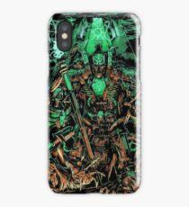 Necron Lord iPhone Case/Skin
