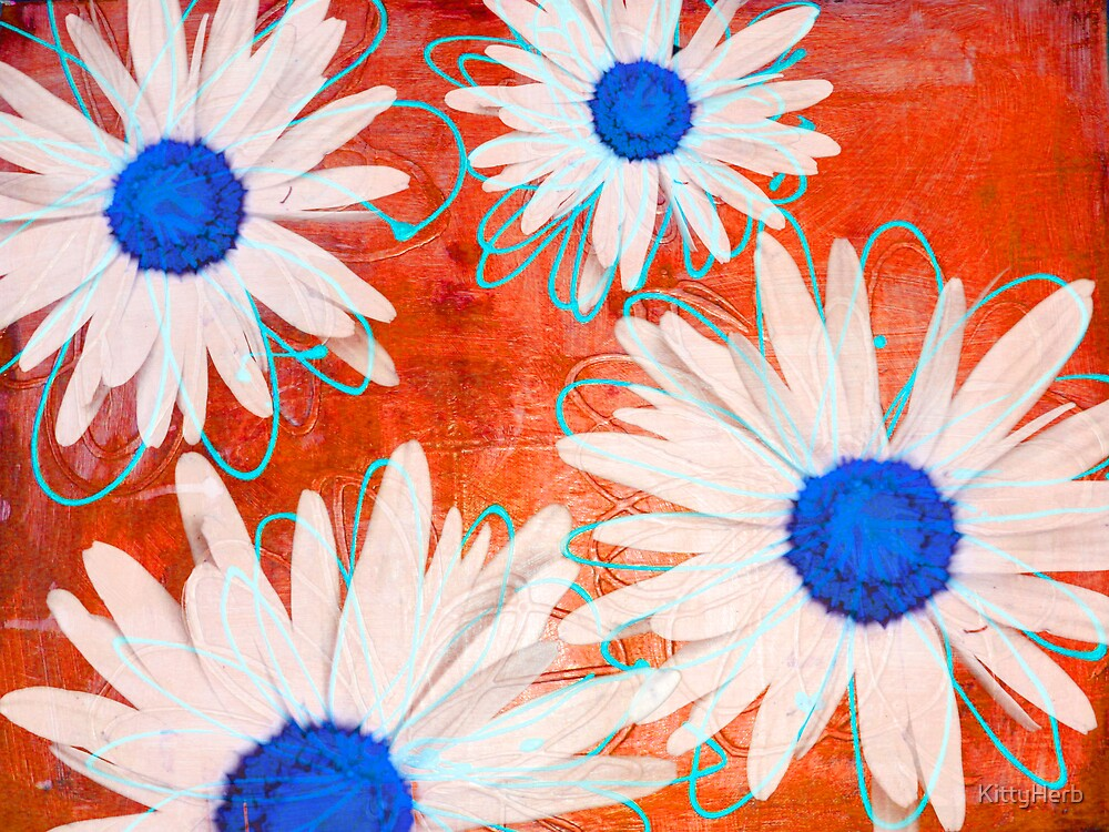 daisy 4 by KittyHerb