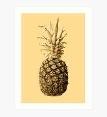 Pineapple 03 Kunstdruck
