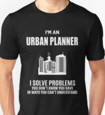 URBAN PLANNER  Unisex T-Shirt
