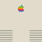 Apple iPhone Retro Edition 2 by elmindo