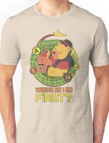 Where Do I Go Now Unisex T-Shirt