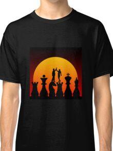 chess success target team man woman Classic T-Shirt