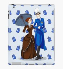 The Doctor And The Partner iPad Case/Skin