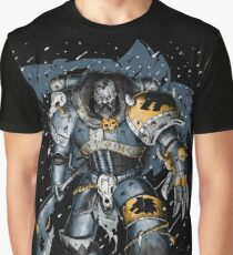 Space Wolves Graphic T-Shirt