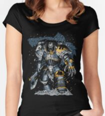 Space Wolves Women's Fitted Scoop T-Shirt