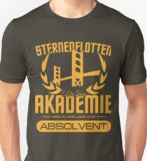 Absolvent der Sternenflotten Akademie T-Shirt