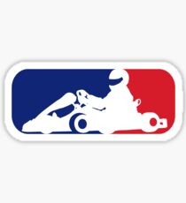Karting Sticker