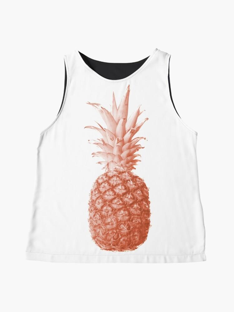 Alternative Ansicht von Pineapple 06 Ärmelloses Top