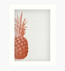 Pineapple 06 Kunstdruck