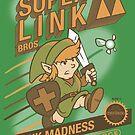 Super Link Bros. by worldcollider