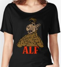 ALF Women's Relaxed Fit T-Shirt
