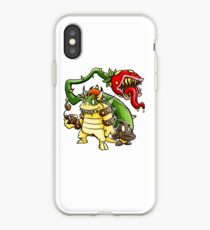 Big Bad Bullies iPhone Case