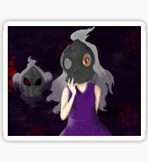 Pokémon of darkness Sticker