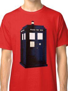 Tardis  Classic T-Shirt