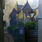 St Saviour Church, Dartmouth, South Devon by Bernard Barnes
