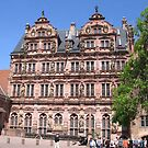 Heidelberg Castle Friedrichsbau  by Elena Skvortsova