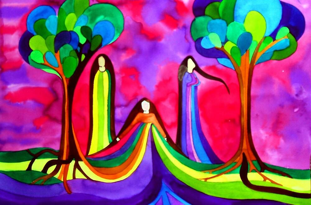 Friendship by Jamie Winter-Schira