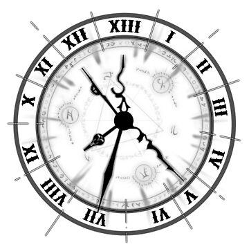 Memory of Stolen Time by Winneganfake