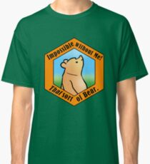 Impossible Without Me - Winnie-the-Pooh Classic T-Shirt