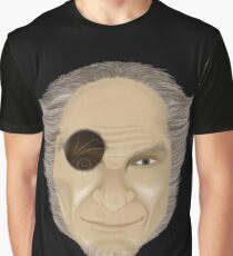 Count Olaf with Eye  Graphic T-Shirt