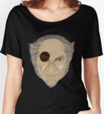 Count Olaf with Eye  Women's Relaxed Fit T-Shirt