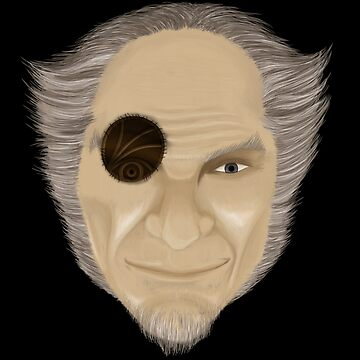 Count Olaf with Eye  by Akazoku