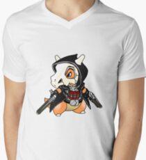 Reaper x Cubone  Mens V-Neck T-Shirt