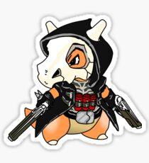 Reaper x Cubone  Sticker
