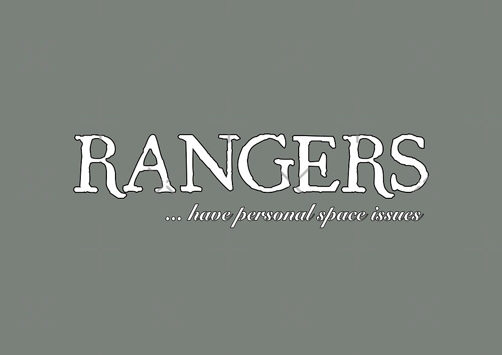 Rangers space... by Fyloh
