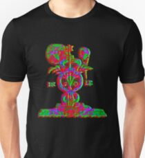 Entangled snakes from an ancient magic book Unisex T-Shirt