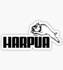 Harpua - phish Sticker