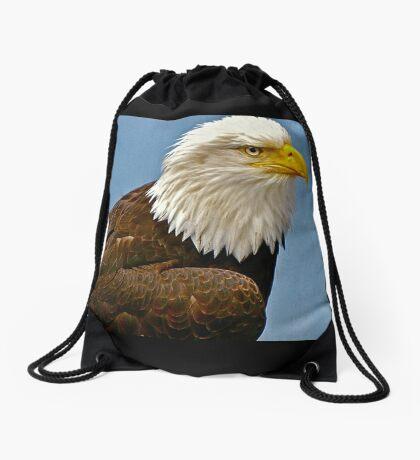 Democracy...An Environmental Concern Drawstring Bag