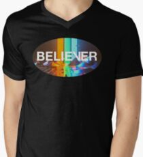 Imagine Dragons Believer Men's V-Neck T-Shirt