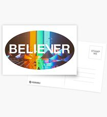 Imagine Dragons Believer Postcards