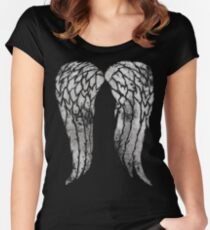 Wings of Dixon Women's Fitted Scoop T-Shirt
