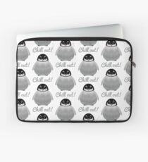 Penguin Chill Out! Laptop Sleeve