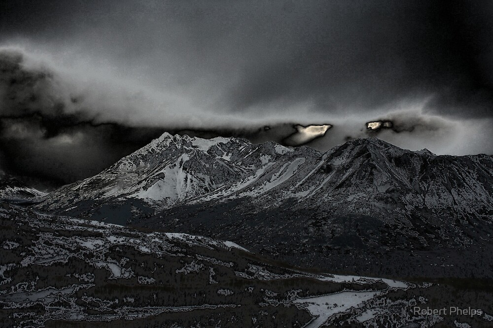 The Hills Have Eyes by Robert Phelps