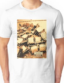 Combustible Chairs Unisex T-Shirt