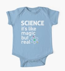 SCIENCE: It's Like Magic, But Real One Piece - Short Sleeve
