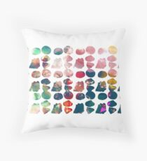 Wanna See My Rock Collection? Throw Pillow