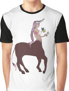 Zodiac Girls-  Taurus  Graphic T-Shirt