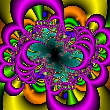 Fractal Art #015 by cbard