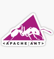 apache ant Sticker