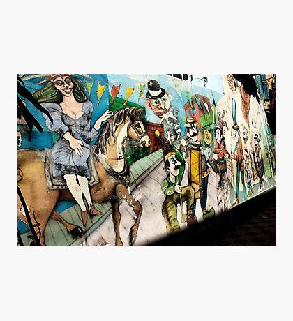 Barrio Art Photographic Print