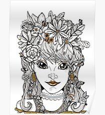 Elf of Spring Poster