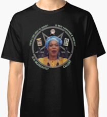 Miss Cleo Knows All Classic T-Shirt