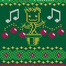 An Ooga Chaka Christmas by Gilles Bone